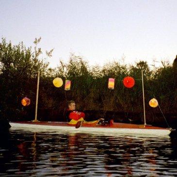 Zwei-Seen-Fahrt in Bederkesa