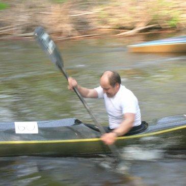 Sieben Norddeutsche Meistertitel in der Wildwasserabfahrt auf der Lachte
