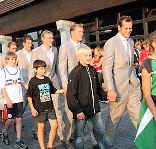 Deutsche Meisterschaften im Kanurennsport in München