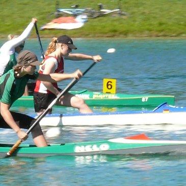 Silber und Bronze bei den Deutschen Meisterschaften im Kanurennsport
