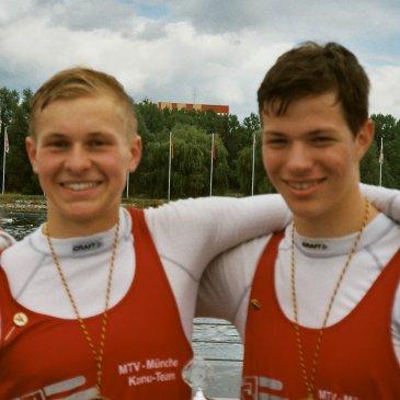 3 Medaillen für Störtebeker Sportler bei den Deutschen Kanurennsport-Meisterschaften in Köln