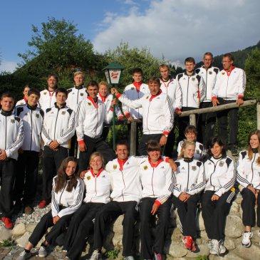 Wildwasser Welt-Cup in Österreich