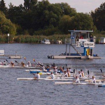 """""""Kanu-Marathon: Top-Platzierungen für Bremer Kanuten bei Heim-WM"""""""