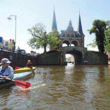 Friesische Seenplatte in Holland