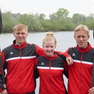 2x Deutscher Meister im Kanu-Marathon in Rheine