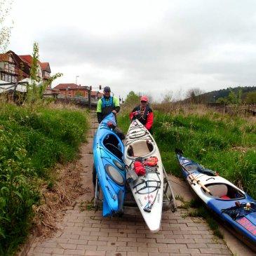 Von Zella nach Hemeln (Werra + Weser)