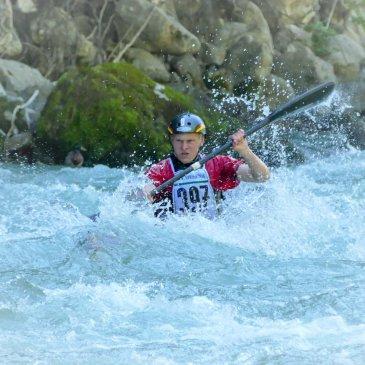 Marcel startet 2x bei Wildwasser-WM in Österreich