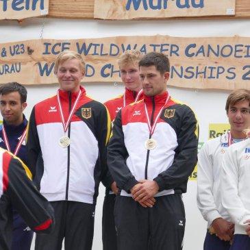 WM-Gold und WM-Bronze für Marcel Paufler