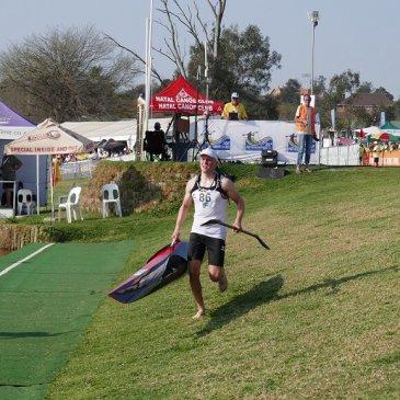 Pietermaritzburg: Marcel wird Siebter bei Weltmeisterschaft