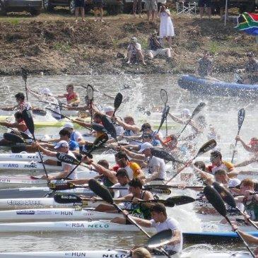 Bestes WM-Resultat der Paufler-Brüder in Südafrika