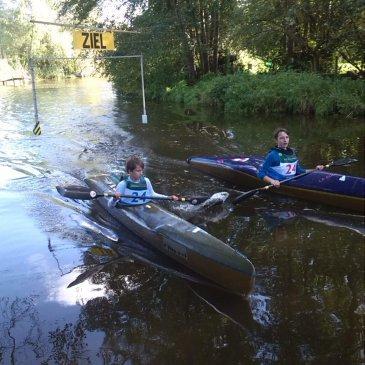 Norddeutsche Meisterschaften in der Wildwasserabfahrt