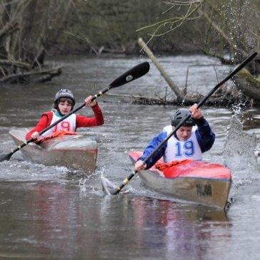 Norddeutsche Meisterschaft im Wildwasserrennsport