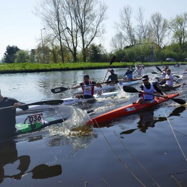 16 Nationen beim Waterland-Marathon in Amsterdam