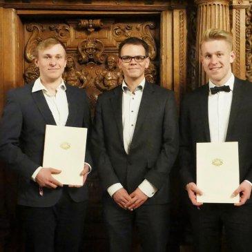 Jahresempfang des Bremer Sports und Sportlerehrung