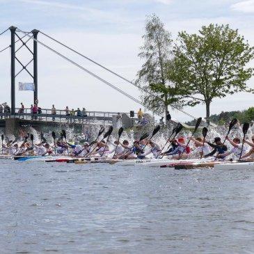 ICF Canoe Marathon World Cup in Oslo – Top-Ten-Plazierung für Marcel Paufler